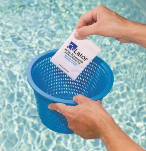 CuLator PowerPak 1.0 for Skimmer Baskets