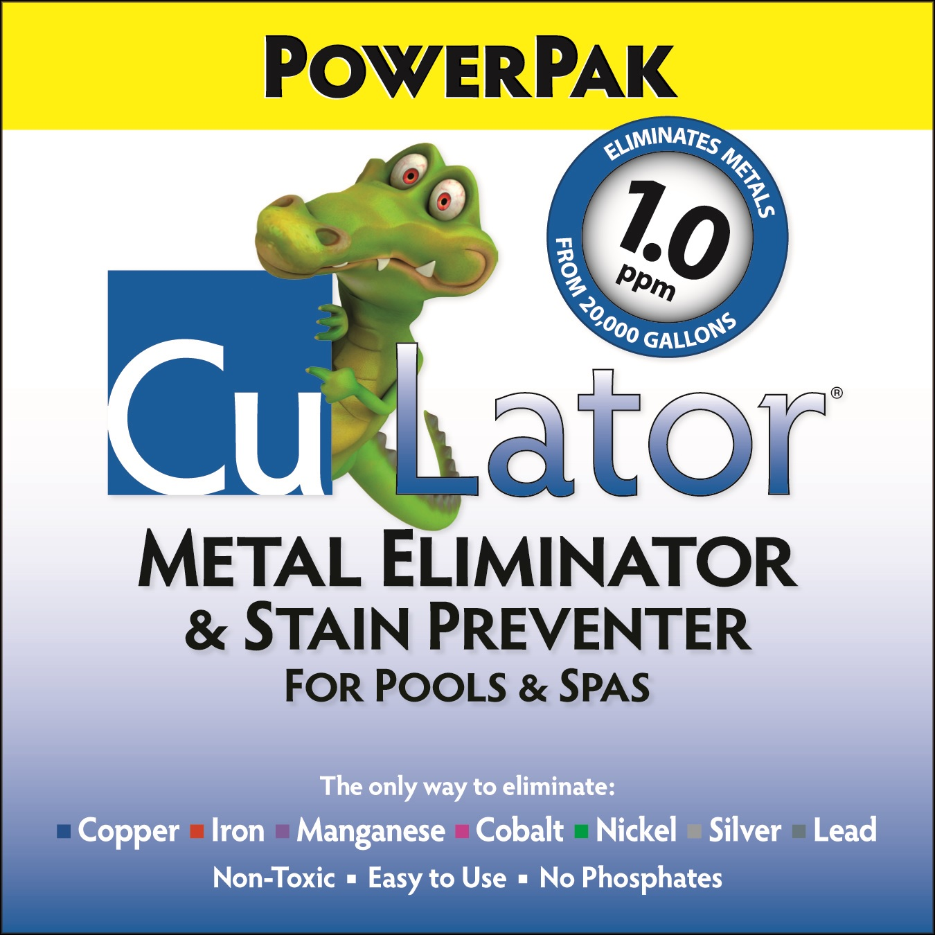 culator pool stain treatment